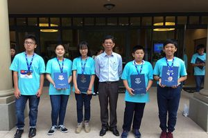 Việt Nam giành 5 huy chương tại cuộc thi Toán học thế giới 2018