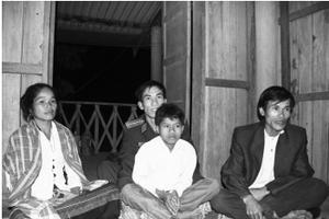 Thiên tình sử của 'người Vĩ Dạ' phá bỏ luật tục giữa đại ngàn Trường Sơn