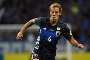 Danh thủ Nhật Bản Keisuke Honda làm HLV trưởng tuyển Campuchia