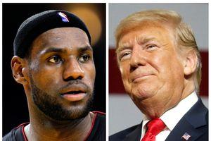 Siêu sao bóng rổ LeBron James được kiến nghị làm Bộ trưởng Giáo dục Mỹ