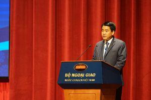 Tăng cường đối ngoại kinh tế, xây dựng Thủ đô phát triển toàn diện