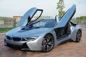BMW i8 thế hệ mới sẽ được trang bị hệ thống Hybrid mới?