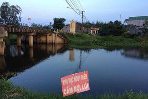 Rủ tắm sông, 4 học sinh tiểu học chết đuối thương tâm