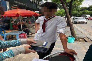 Bị phản ánh chạy ẩu, tài xế taxi Vinasun hành hung hành khách