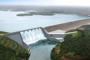 Đập thủy điện Xe-Pian Xe-Namnoy