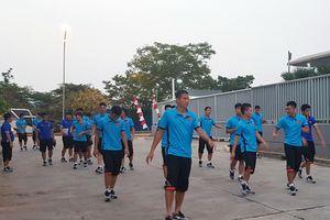 Olympic Việt Nam bị 'làm khó' trước ngày ra quân