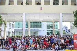 Thang Long Warriros: Lễ hội 'School Visit' tại trường THPT Chuyên Sư Phạm Hà Nội