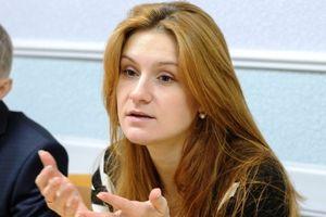 Cô gái Nga bị cáo buộc là gián điệp gặp vấn đề sức khỏe trong nhà tù Mỹ
