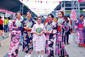 Tái hiện đám cưới Việt-Nhật đầu tiên tại Hội An