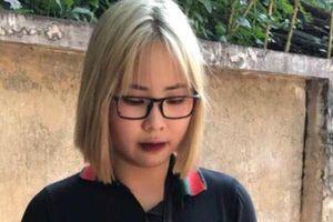 Đâm bị thương Cảnh sát cơ động, thiếu nữ lên mạng cầu cứu bạn bè