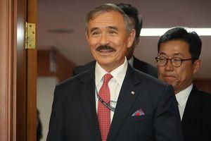 Đại sứ Mỹ Harry Haris: 'Quá sớm để tuyên bố chấm dứt Chiến tranh Triều Tiên'