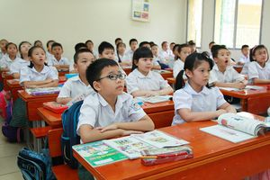 Hà Nội nghiêm cấm giao bài tập về nhà cho học sinh tiểu học