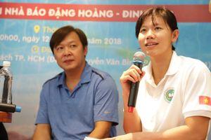 'Cô gái vàng' bơi lội Ánh Viên chia sẻ trước thềm ASIAD 2018
