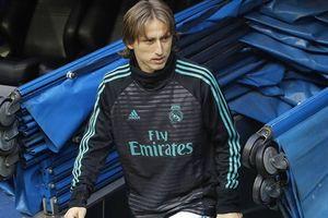 Những lý do Modric lắc đầu Inter để gắn bó với Real Madrid