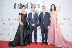 Danh thủ Michael Owen: 'Niềm đam mê lớn nhất của tôi là bóng đá và kinh doanh'