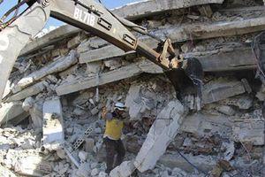 Nổ kho đạn ở Syria, ít nhất 39 người thiệt mạng