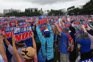 Đằng sau việc 70.000 người Nhật biểu tình chống quân đội Mỹ