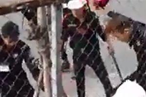 Chấn động bảo vệ đánh 2 công nhân: 'Muốn đánh chết hả?'