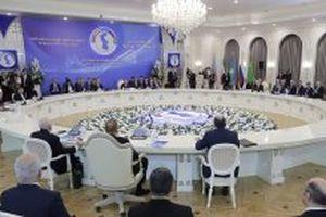 Năm quốc gia vùng Caspian ký Hiệp ước về Quy chế Pháp lý của Biển Caspian