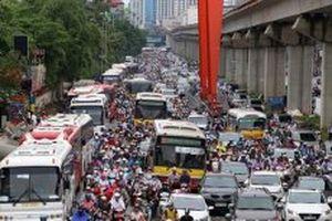 Bảo đảm trật tự an toàn giao thông dịp Quốc khánh và năm học mới