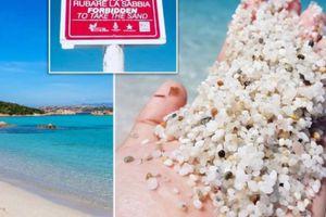 Sốc: một nhúm cát cũng có giá hàng chục triệu đồng tại hòn đảo này