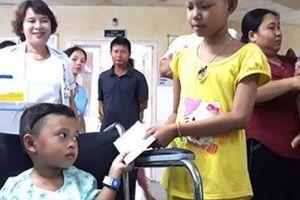 2 bé sống sót trong vụ tai nạn xe rước dâu được hỗ trợ gần 4 tỷ đồng