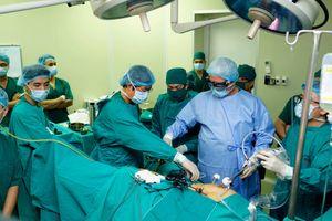 Cơ hội hợp tác cùng chuyên gia hàng đầu thế giới về phẫu thuật nội soi tiêu hóa