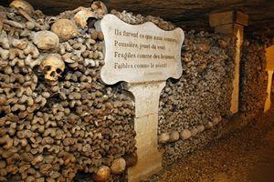 Khám phá bất ngờ những hầm mộ đặc biệt nhất thế giới