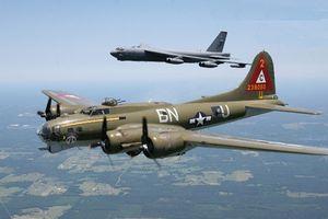 Nhìn lại sự 'tiến hóa' của máy bay ném bom thế giới