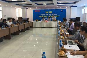 Học bổng 'Quỹ hạt giống Việt' đến với học sinh ĐBSCL