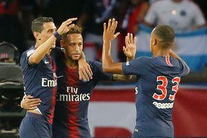 PSG khởi hành Ligue 1 với nhiều kỳ vọng