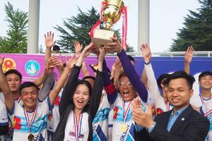 Sân chơi thể thao đầy hứng khởi của sinh viên Việt Nam tại Hàn Quốc
