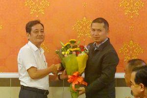 Liên đoàn báo chí Thái Lan thăm và làm việc tại TP. Hồ Chí Minh