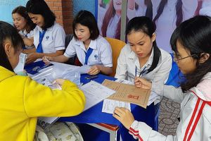 Nhiều trường đại học phía Nam xét tuyển nguyện vọng bổ sung
