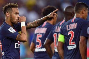 Neymar 'nổ súng', PSG thắng dễ trận đầu mùa