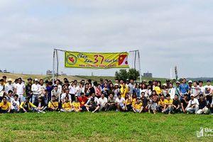 Sôi nổi các hoạt động giao lưu của Hội đồng hương xứ Nghệ ở Nhật Bản