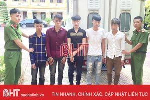 Đấu tranh, làm rõ 28 vụ/36 đối tượng phạm pháp hình sự tại Hương Khê