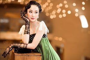 Lột xác với phong cách hoài cổ, Angela Phương Trinh vẫn nổi bật