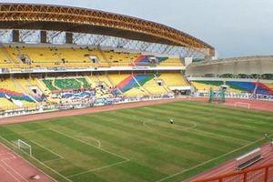 Sân Wibawa Mukti sẵn sàng cho trận đấu giữa Việt Nam và Pakistan