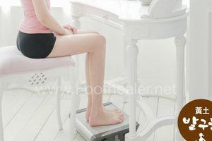 Giảm đau nhức cơ bắp bằng thiết bị sưởi chân vô cùng độc đáo