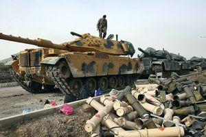 Thổ Nhĩ Kỳ sắp thực hiện chiến dịch quân sự mới tại Syria