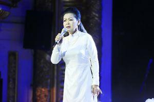 'Như một lời chia tay' - Khánh Ly gửi khán giả Thủ đô thân thương