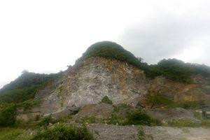 Leo núi phá đá, một công nhân ngã tử vong tại chỗ