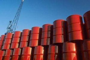 Giá dầu nhích lên do các lệnh trừng phạt Iran