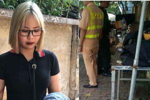 Thiếu nữ 15 tuổi lái xe máy tông gục 2 cảnh sát cơ động còn đăng Facebook nhờ bạn bè đến cứu