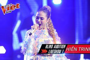 Hành trình 'đi tìm lối đi riêng' của Lưu Hiền Trinh tại sân chơi The Voice 2018