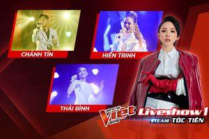 Tóc Tiên xuất sắc đưa cả 3 học trò tiếp tục tranh tài ở liveshow 2 Giọng hát Việt 2018
