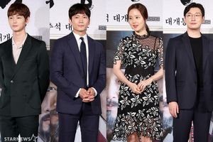 Showcase 'Myungdang': Ji Sung tỏa sáng bên Moon Chae Won, tự nhận là fan lớn của 'bạn trai' Son Ye Jin