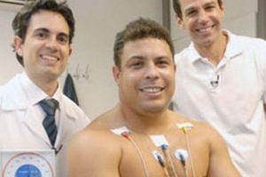 Ronaldo 'béo' bất ngờ nhập viện điều trị vì bệnh viêm phổi