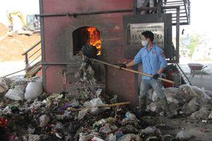 Khó khăn trong xử lý chất thải rắn sinh hoạt